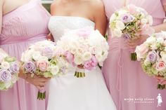 Romantic #wedding #flowers