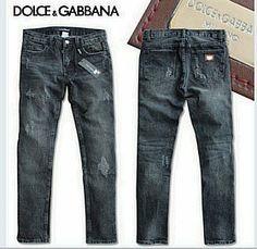 Vendre Jeans Dolce & Gabbana Homme H0088 Pas Cher En Ligne.