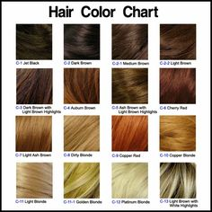 5 Pretty Hair Color Shades For Women 2014   Hairstyles  Hair Ideas  Updos