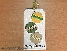 Tarjeta de Navidad :)