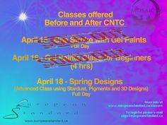 CNTC Edmonton Nail Classes