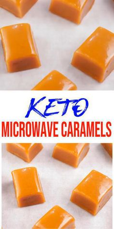 BEST keto desserts, keto snacks or microwave keto caramel idea.Try a simple & quick microwave homem Keto Desserts, Health Desserts, Sugar Free Desserts, Keto Fat, Low Carb Keto, Low Carb Recipes, Healthy Recipes, Low Carb Candy, Keto Candy