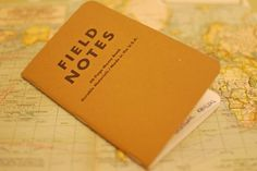 Field Notes Book