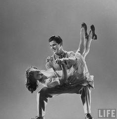 Lindy Hop, 1943