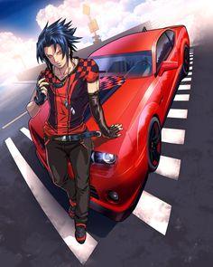 Sasuke Commission by xong