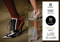 GIVENCHY SS16 WOMEN SHOES available for an order at Myriam Volterra Luxury Buying Office! Contact us by phone, email, Skype or visit our office in Milan and we provide you with all the necessary information! http://www.luxuryitalianbrands.com
