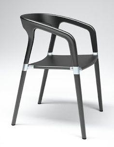 Laisr carbon fiber chair