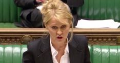 The Tory way is when you have nothing to say say anything and hope no one will notice John Bercow slapped down Work and Pensions Secretary Esther McVey after she accused Labour of twisting statistics - instead of answering a question about pensions John Bercow, Daily Mail News, Tory Party, Say Anything, Politicians, Statistics, Secretary, Poppy, February