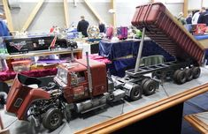 Rc Trucks, Cool Trucks, Ram Rebel, Model Truck Kits, Dump Trailers, Plastic Model Cars, Remote Control Cars, Australian Models, Rc Model