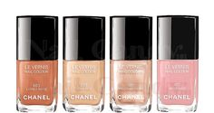 "Chanel Les Beiges Summer 2015 Collection | Nail Candy 101, ""Precious Beige"" #3"