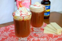 How to White Chocolate Raspberry Dessert Coffee RedCupShowdown