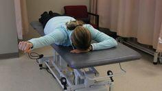 "Shoulder Stabilization Exercises: The Prone ""Y"" Scapular Stabilization Exercise"