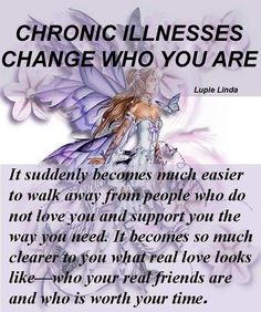 #ChronicIllness opens your eyes to many things. #Lupus #Fibro #AutoImmune hurts