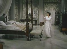 Java's Journey: Film Fashion: Elizabeth Taylor in Elephant Walk (1954)