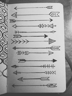 Arrows on arrows on