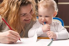 How To Teach Your Toddler To Write