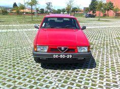 Alfa Romeo 75 1.6ie Junho/91 - à venda - Ligeiros Passageiros, Porto - CustoJusto.pt