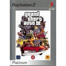Grand Theft Auto III PAL for Sony Playstation 2 from Rockstar