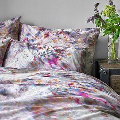 Buy Jigsaw Home X ARL Dyeing Rainburst Cotton Bedding Online at johnlewis.com