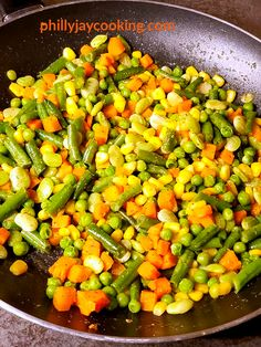 Frozen Mixed Vegetables Recipe