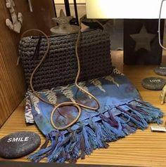 handmade bag by dora harsoni