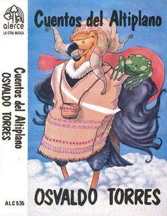 Osvaldo Torres: Cuentos del Altiplano (1984)