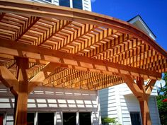 Exterior: Stylish Covered Pergola Designs Covered Wonderful For Fascinating Garden Exterior Design And Shade Garden Pagoda Ideas Covers Gazebo from Beautify Your Garden Using Covered Pergola