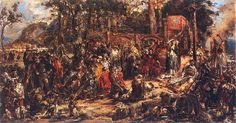 Chrzest Litwy