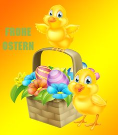 Frohe Ostern 2016