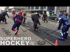 Superhero Hockey - Bane Ends NHL Lockout