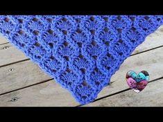Châle au crochet tres facile tutoriel. chale en crochet muy facil, My Crafts and DIY Projects