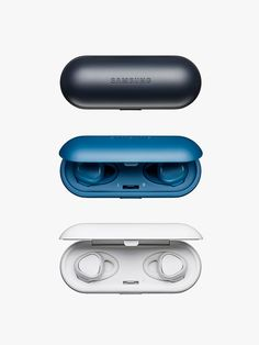 Samsung's Nub-Like Wireless Earbuds Completely Cut the Cord | Credit: Samsung | From Wired.com