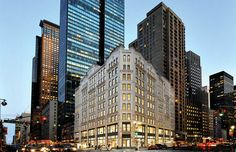 New York Buildings | many new york buildings have the feel of landmarks far fewer are ...