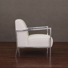 Elegant Decumani Club Chair   Overstock.com Shopping   Great Deals On Chairs  $381.99   Muebles   Pinterest