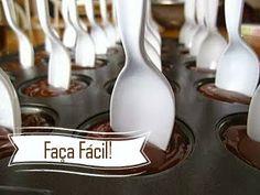 Chocolate Quente na Colher - Senhora Inspiração! Blog
