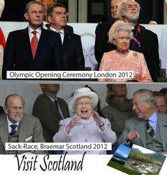 I love the Scottish