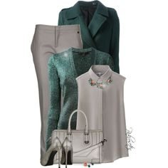 Metallic + Wool by pinkroseten on Polyvore featuring мода, Uniqlo, Alexander Wang, BLK DNM, Gucci, Yves Saint Laurent, Topshop, Gemvara and maurices