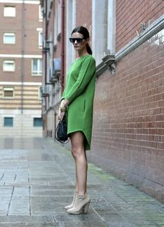 A dress is the easiest way to inject colour into your wardrobe. www.stylestaples.com.au