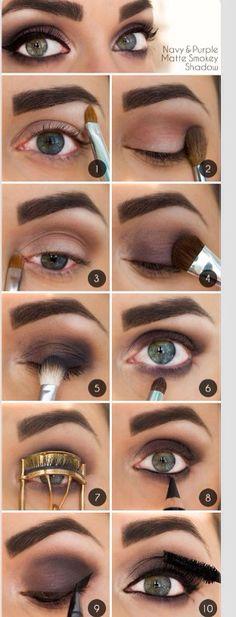 Make up tutorial #makeup