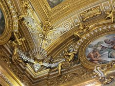 step-out-into: Ceiling of The Pitti Palace, Florence - Follow for more like this!