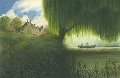 Chris Dunn Illustration | The Wind In The Willows