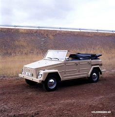 "1968 – 1983 Volkswagen 181 ""Safari"""
