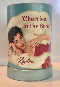 Revlon 'Cherries in the Snow' Nail Enamel & Lipstick Set