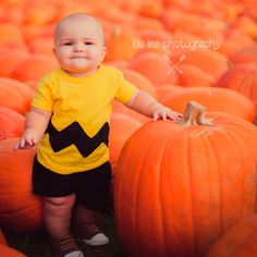 Easeiest costume ever!  Charlie Brown Shirt Charlie Brown Costume Chuck by AlligatorLane