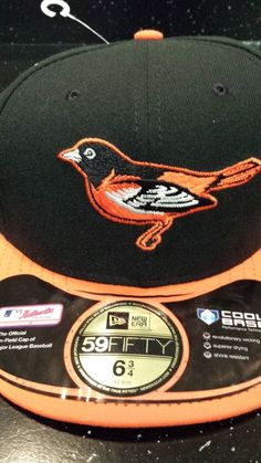 Baltimore Orioles MLB New Era 59Fifty Fitted Hat New #BaltimoreOrioles