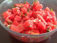 fresh n healthy eats: Watermelon Salad