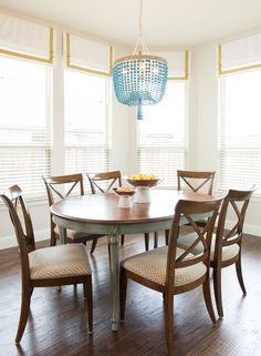 dining room | Traci Connell Interiors