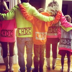 LHDC Parental Advisory Jackets. Shop online at www.LHDC.com #longhairdontcare #lhdc #jackets #neon #followus