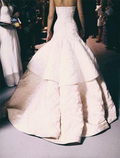 Jennifer Lawrence's Oscar gown.