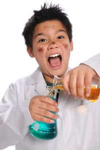 #Halloween Candy Science Experiments - fun w/ candy instead of eating it!